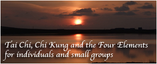 Tai Chi, Chi Kung and the Four Elements for individuals and small groups